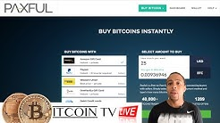 How To Use PAXFUL To Buy Bitcoins With Gift Cards