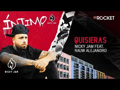 Nicky Jam Quisieras Letra Lyrics Letras2 Com