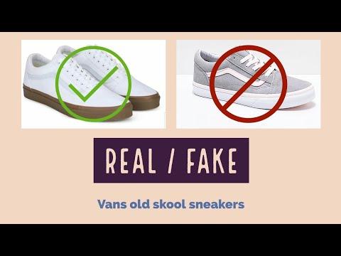 vans authentic original
