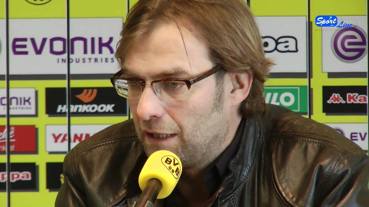 Borussia Dortmund - SV Werder Bremen: Pressekonferenz vor dem Spiel