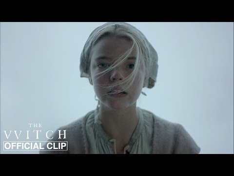 The Witch | Peek A Boo | Official Clip HD | A24