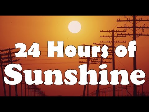 10 Places on Earth With 24/7 Sunshine