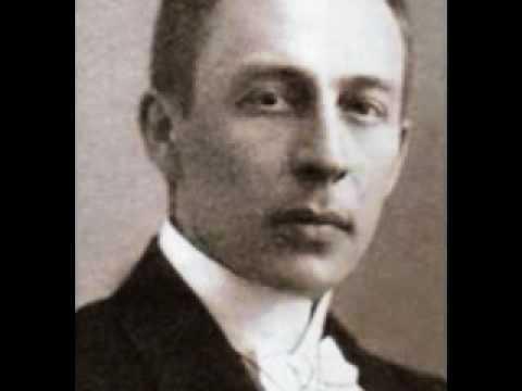 Gluck-Sgambati: Melodie (Sergey Rachmaninov, piano)