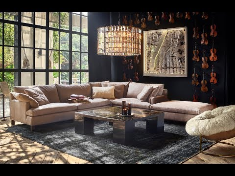 Timothy Oulton - Age of Elegance Collection 2018