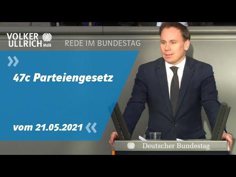 47c Parteiengesetz