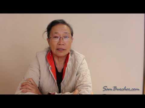 Gu Xiulin PhD  -  Interview at the Hague 16.10.16