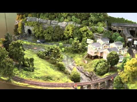 Small Wonders in Model Railroading and Railway Modelling N Scale