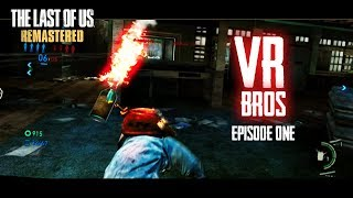 "VR Bros. Ep.1 ""Triggered Already"" ft TLOUstrategist & Anime 