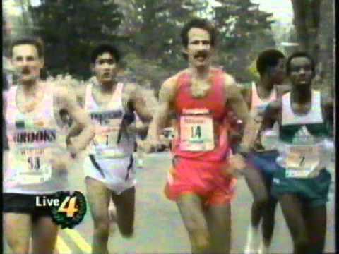 1991 Boston Marathon Men