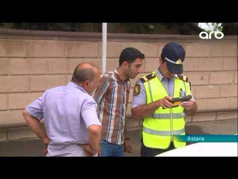 """Astara polisi """"təmiz hava aylığı"""" çərçivəsində reyd keçirdi"""
