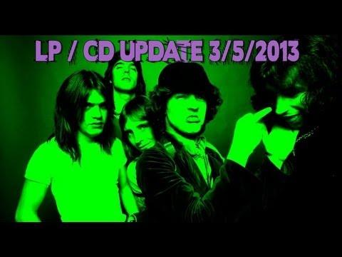 VINYL LP & CD UPDATE 3/5/2013 (Heavy Metal, Hard Rock, Punk & Blues) VINYL COMMUNITY