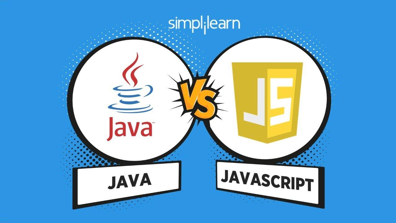 Java vs JavaScript   Difference Between Java And JavaScript