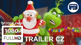 Grinch (2018) CZ dabing HD trailer III.