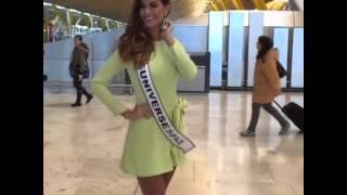 Desirée Cordero MUS camino a la corona de Miss Universo ( por oscarviez )