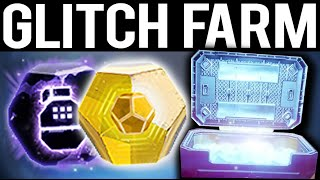 HURRY DO THIS BEFORE ITS PATCHED CRAZY GLITCH FARM - Destiny 2