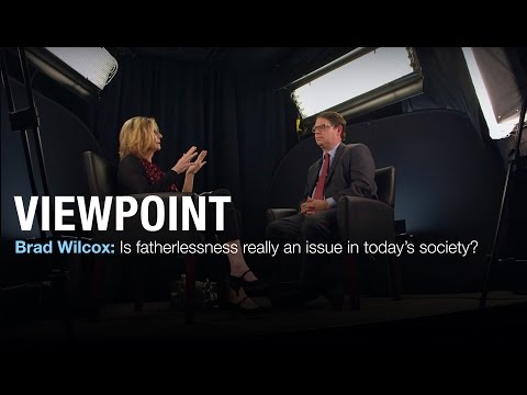 Is fatherlessness really an issue in today's society? | VIEWPOINT