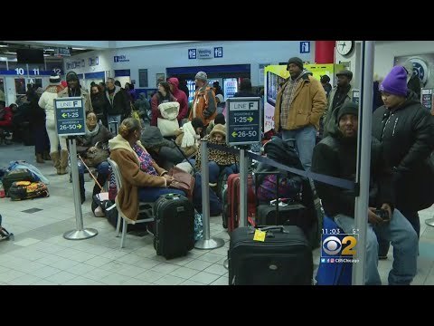 Shortage Of Buses Leaves Greyhound Passengers Stranded