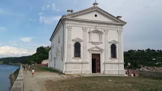 Словения, г  Пиран, часть 2 я, мототрип2018