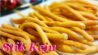 Resep Stik Keju (Cheese Stick Recipe)