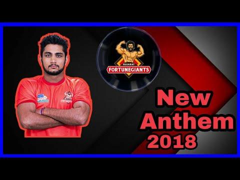 Gujarat Fortunegiants Theme Song/anthem||Hindustani Sports||
