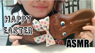 �FROZEN CHOCOLATE ASMR �- Easter Special!!!