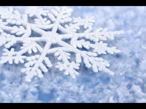 Musica Effetto Neve, Musica Campanelle e Magia dell Inverno, Neve che cade, Musica Relax Ambient