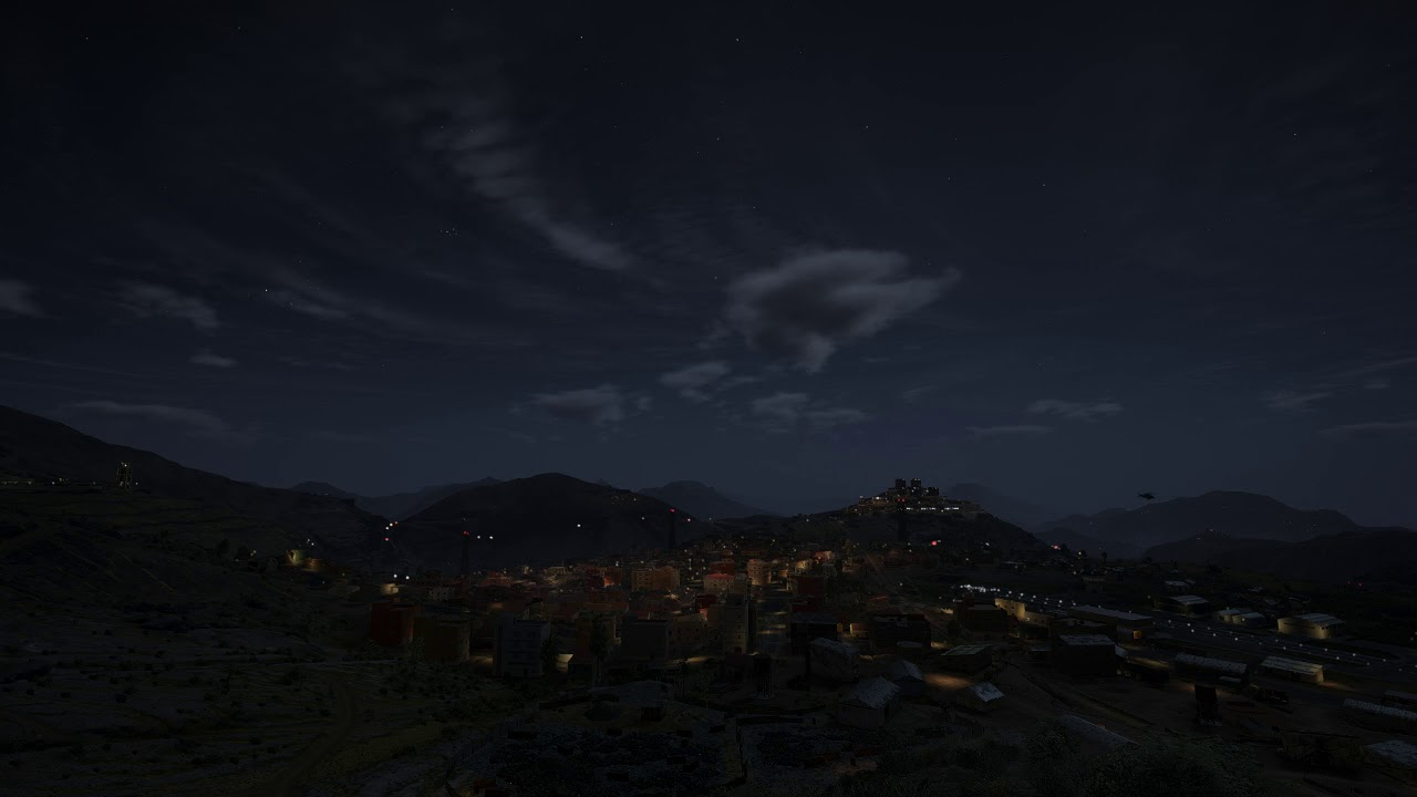 Ghost Recon Wildlands Asmr Sleep Aid Nap Time Overlooking Loop Kartini Sony Playstation 4 Tom Clancys Barvechos City Ambient Sounds