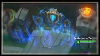 Summoners Rift Base Gate Visual Update - League of Legends PBE