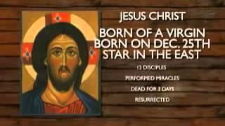 Jesus é uma cópia de hórus, Deus sol egípcio