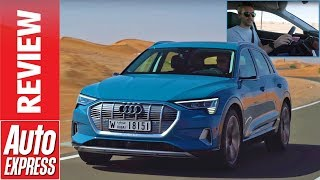 Audi e-tron 2019 SUV review - has Audi built a Tesla killer?