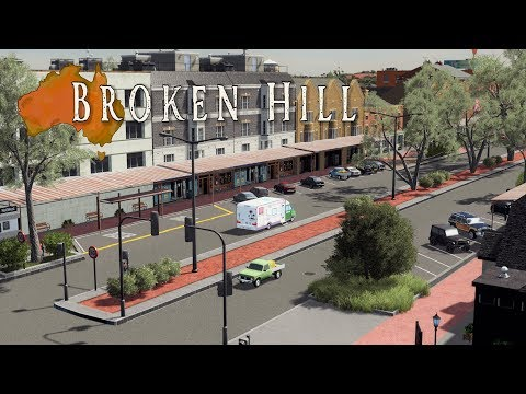Cities Skylines: Commercial District #5