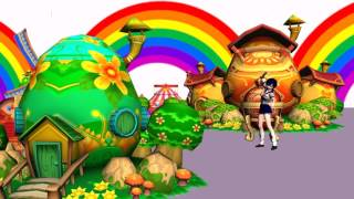 Let's Learn The Colors With Rainbow Song!   Cartoon Animation Color Songs for Children  mamaKids