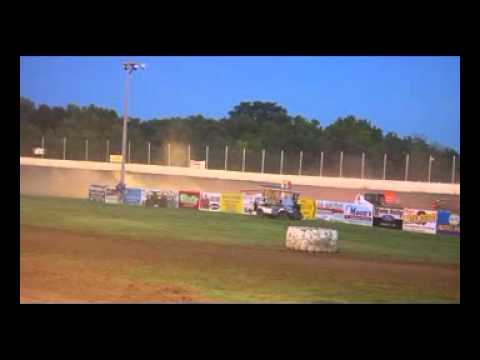 2015 ATV Racing From the Humboldt Speedway in Humboldt Kansas