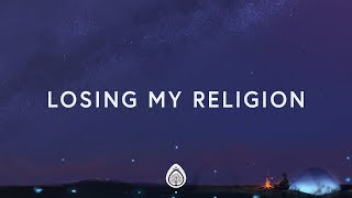 Lauren Daigle ~ Losing My Religion (Lyrics)