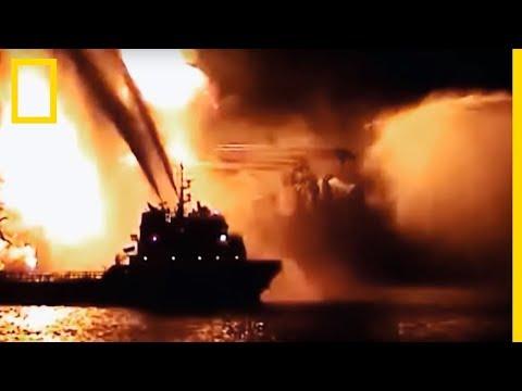 Explosion De La Plateforme Pétrolière Deepwater Horizon