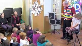 ABRAKIDABRA! Magic Show at Picton Library