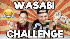 Wasabi Challenge - Äta MATSKED Med Wasabi