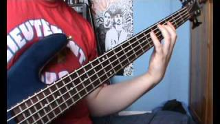 John Legend  - Used To Love U bass cover - Nick Latham