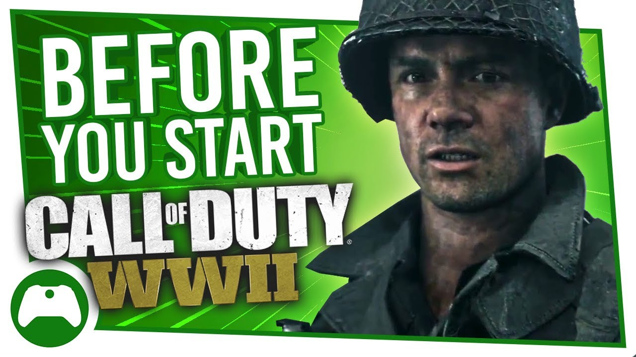 7 Things You Must Know Before Starting Call of Duty WW2 | COD WW2 Basics