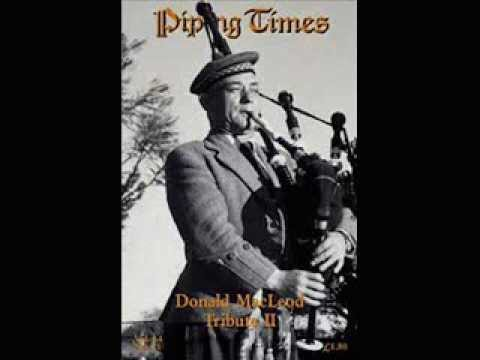 Donald MacLeod, A Flame of Wrath for Patrick Og MacCrimmon