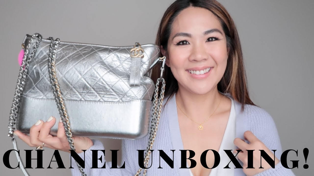 2286d1b47cc853 Chanel 2018 Handbag Unboxing Youtube | Stanford Center for ...