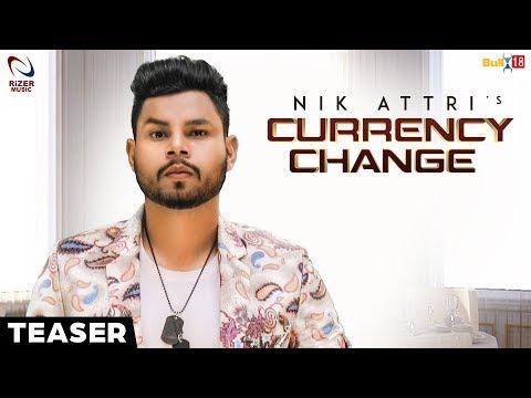 Currency Change | Nik Attri | Teaser | Rizer Music