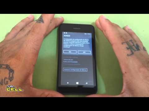 Formatando/Restaurando o Nokia Lumia 530 (RM-1020) #UTICell