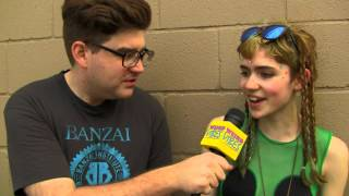 Grimes Interview   WEIRD VIBES (ep8)