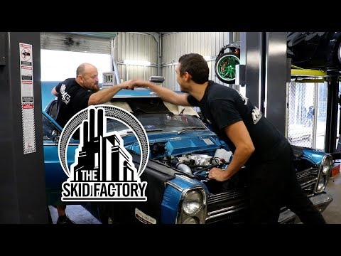 THE SKID FACTORY - V8 Turbo Ford Fairlane [EP12]