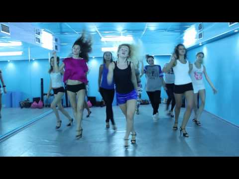 Drew Sidora -- Till the dawn choreography Maria Ivanova