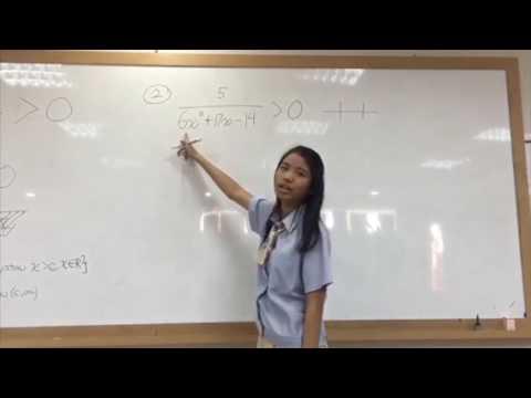 Presentasi Math Pertidaksamaan