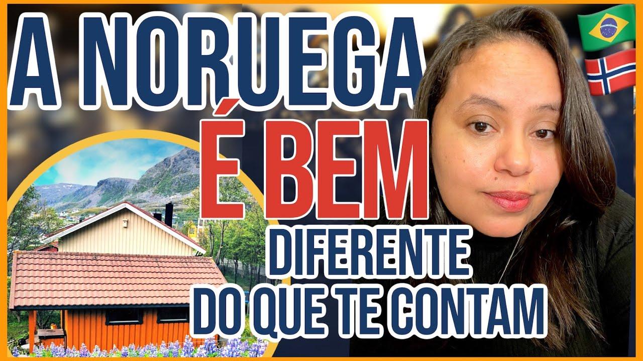 O QUE NINGUÉM TE CONTA SOBRE A NORUEGA // PONTOS POSITIVOS E NEGATIVOS // BRASILEIRA NO EXTERIOR
