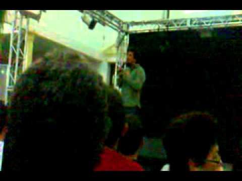 Rodolfo Abrantes - Pregação em Campos RJ - PT2