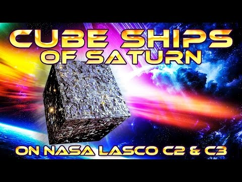 Cube Ships of Saturn on Nasa Lasco C2 & C3 Cams ...